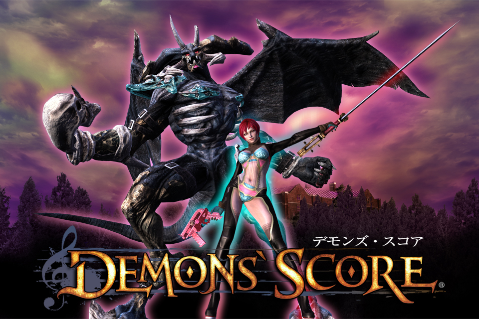DEMONS' SCORE iPhone